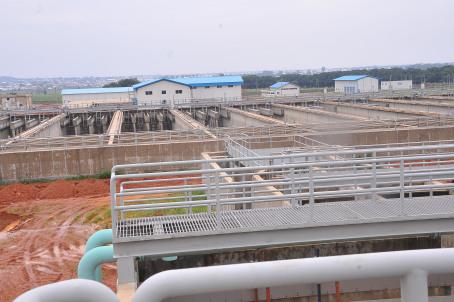 The Zaria water project in Kaduna State
