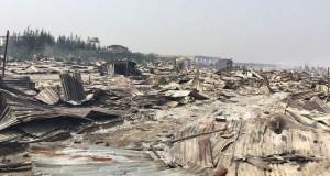 Otodo Gbame community  30,000 rendered homeless as Lagos waterfront community is set ablaze 30772756882 78e84a9e0a z