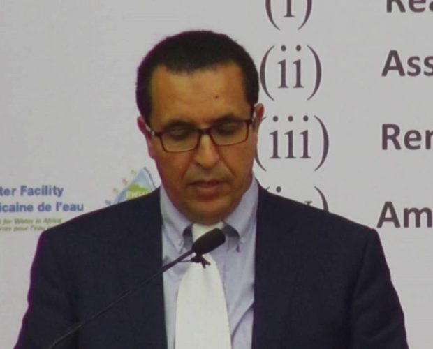 Water and Sanitation Director of the African Development Bank (AfDB), Mohammed El Azizi  Water takes centre stage at COP22 as Africa showcases success stories Mohammed El Azizi e1478805340493