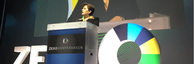Patricia Espinosa summed up the central outcomes of COP22 in a speech at the 2016 Zero Emission Conference in Oslo, Norway  At COP22, world showed unparalleled political will to act on climate zerocarbon2