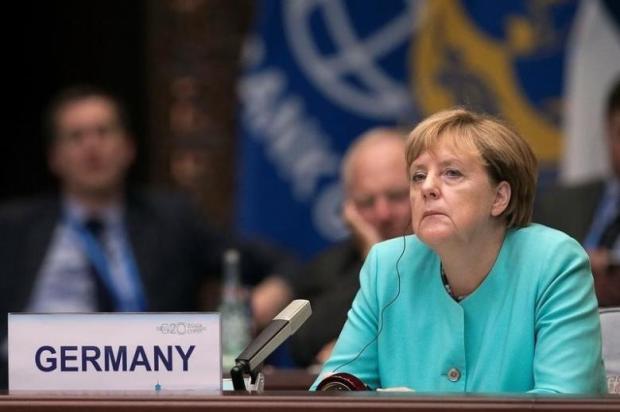 Angela Merkel  Google invests $1bn on solar cells parks, German climate package costs $55bn Angela Merkel