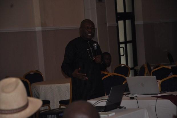 Dr Moses Ama