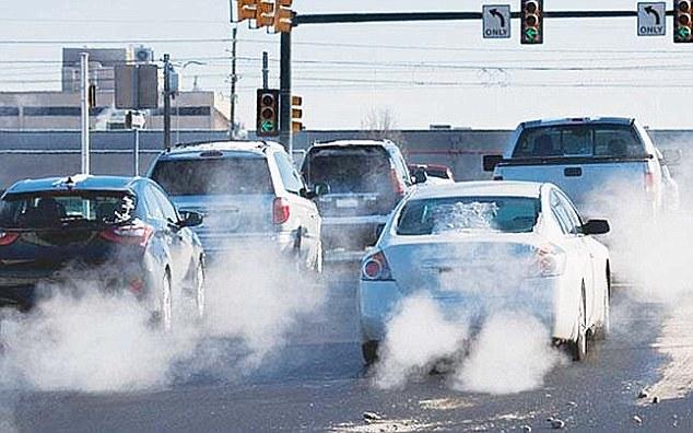 Paris Mexico City Madrid Athens To Ban Diesel Vehicles