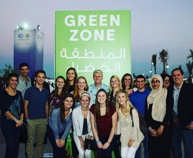How civil society mobilisation illustrated COP22 Green