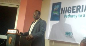 Dr Godwin Uyi Ojo