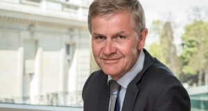 Erik Solheim  Banks, UN seek to promote climate transparency in financial markets Erik Solheim