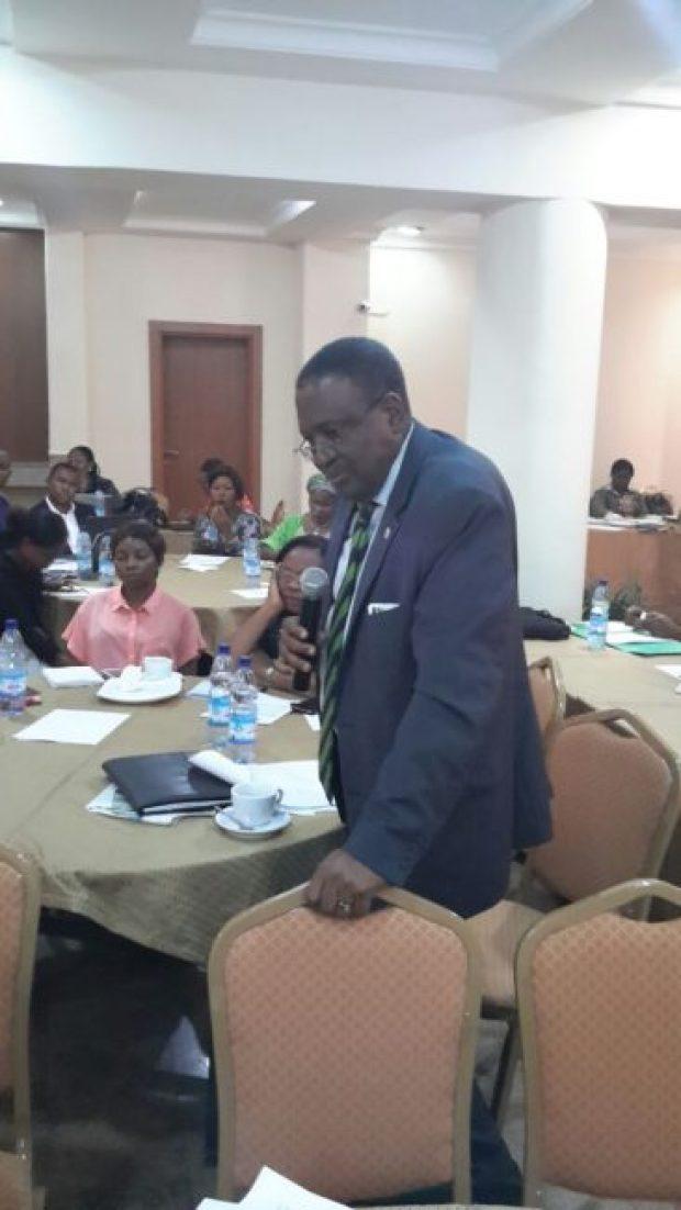 Jide-Alo  Images: Assessing progress on Biennial Update Report BUR2