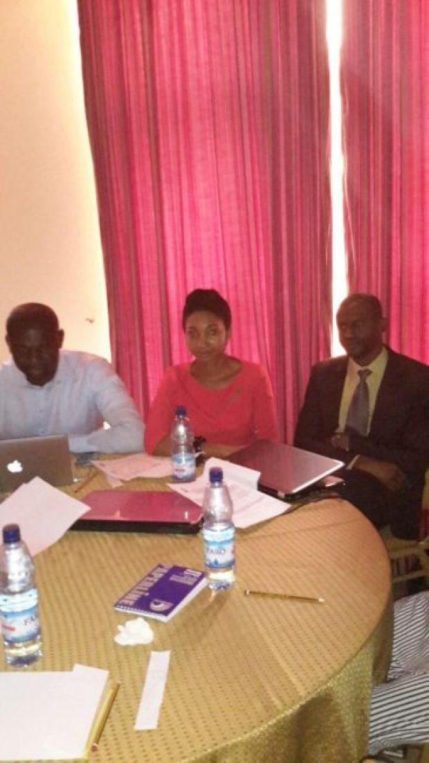 BUR-Nigeria  Images: Assessing progress on Biennial Update Report BUR5