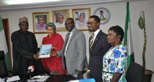 Mallam Ibrahim Usman  Government receives hazardous chemicals' elimination plan from UNIDO DSC 7348 e1487955753390