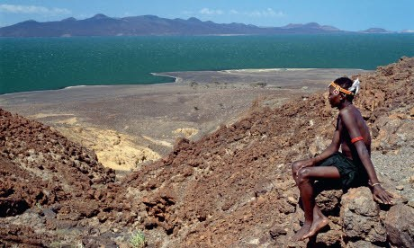 Lake Turkana  Worry in Ethiopia, Kenya as Lake Turkana water level falls Lake Turkana