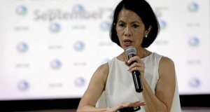 Gina-Lopez  Group calls for closure of 26 mines in the Philippines Regina Lopez 0928 620x350