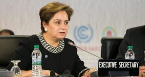 patricia espinosa  US an important partner of UNFCCC, says Espinosa espinosa e1486307352229