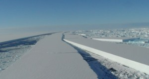 Antarctic-ice-shelf-crack  Concern as Antarctic ice shelf crack grows rapidly wissm