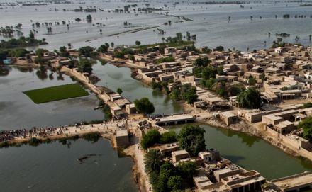 flood-Pakistan