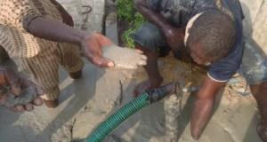 borehole-sinking