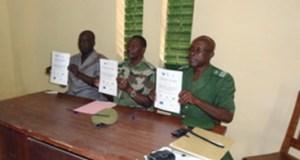 CITES  CITES battles illegal wildlife trade in Benin, Niger, Burkina Faso image004