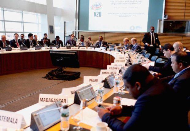 V20  V20 economies expand, announce new climate finance initiatives V20 e1493139285568