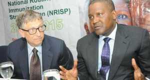 gates-dangote  Dangote, Gates: Why we're hopeful about improving health in Africa gates dangote
