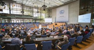 Bonn-meeting  Bonn talks: Countries make progress on 'Rulebook', as reactions trail summit Bonn e1495037423341