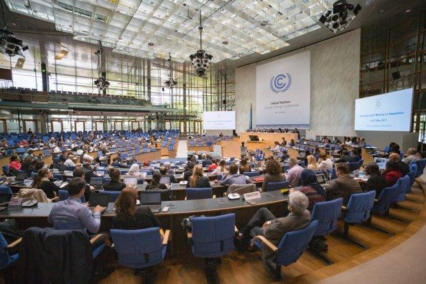 Bonn-meeting  Bonn talks: UNFCCC chief urges action on climate emergency Bonn 1024x683