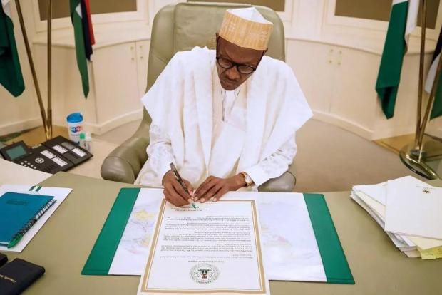 Buhari-Paris-Agreement  Will President Buhari assent to the Climate Change Bill? Buhari Paris Agreement 1024x684