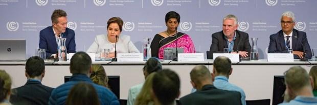 COP23-Bonn-UNFCCC  Plans for COP23 said to be on track, but… COP23