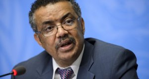 Dr Tedros Adhanom Ghebreyesus  WHO reports 92 cases of human-to-human coronavirus cases outside China Dr Tedros Adhanom Ghebreyesus