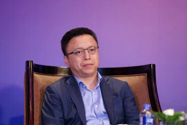 Eric Jing  Financial app reduces carbon footprint of 200 million Chinese consumers Eric Jing