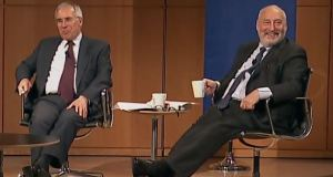Joseph Stiglitz and Nicholas Stern  Strong carbon pricing needed to drive climate action, say experts Joseph Stiglitz and Nicholas Stern