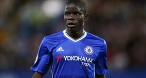 N'Golo Kante  Chelsea's Kante wins FWA award NGolo Kante