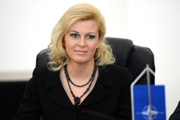Kolinda Grabar-Kitarović  Croatia emerges 147th Party to Paris Agreement kolinda grabar kitarovic e1495759638281