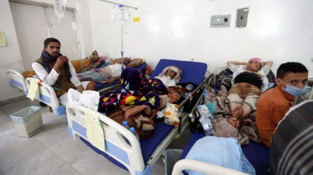 Cholera-Yemen
