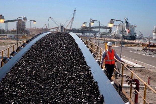 Coal  Global coal production shows 2016 record low Coal