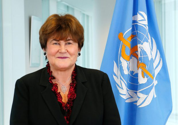 Zsuzsanna Jakab  How world can prevent 1.4m yearly environment-related deaths in Europe, Central Asia Dr