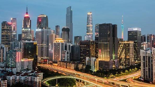Guangzhou Guangdong province  China launches five 'green finance' pilot zones Guangzhou Guangdong province