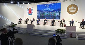 Russia-UNHabitat  Russia forum elicits interest in New Urban Agenda Russia