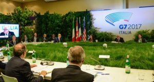 G7-environment  G7 environment ministers commit to Paris Agreement g7 e1497370000188