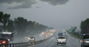 Rainfall-Lagos  Thunderstorms loom as NiMet releases predictions for Saturday, Sunday heavy rainfall lagos