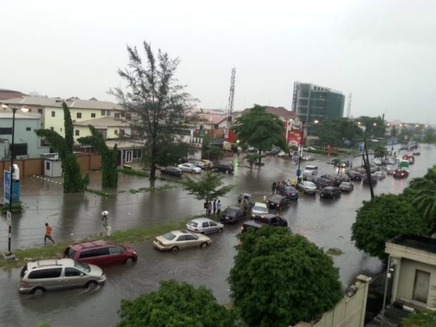 Lagos flood