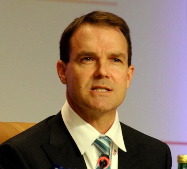 John Scanlon  CITES welcomes G20 declaration on combating corruption related to illegal wildlife trade John Scanlon