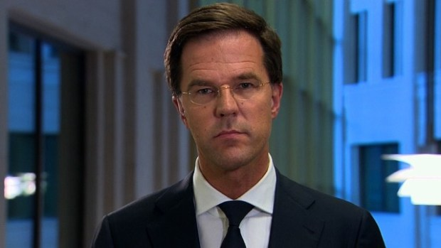 Mark Rutte  The Netherlands ratifies Paris Agreement Mark Rutte