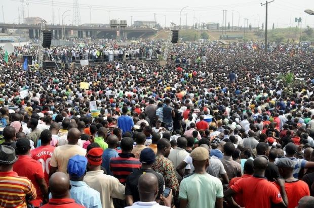 Nigeria Population  Human health threatened, UN report demands urgent actions to protect environment Nigeria Population