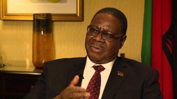 Peter Mutharika  Malawi ratifies Paris Agreement Peter Mutharika e1499635959386