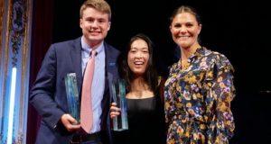 2017 Stockholm Junior Water Prize