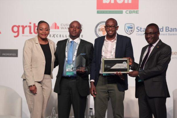 API Awards  API Awards: Africa's top real estate developers emerge Award e1504118058122