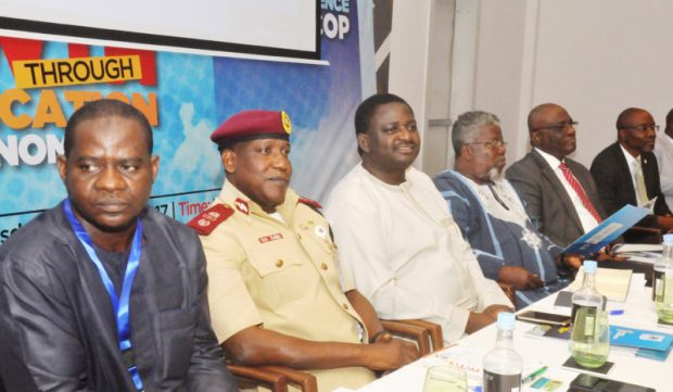 Guild of Corporate Online Publishers  Osoba, Odinkalu for second GOCOP annual conference GOCOP1 e1502422639770
