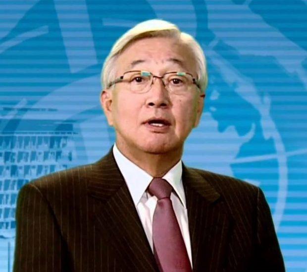 Shin Young-soo  Tonga eliminates elephantiasis Shin Young soo
