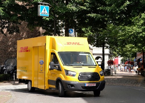 DHL Ford