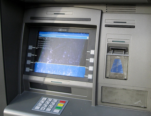 atm-machine  Police arraign banker over alteration of ATM machine, theft of N3m atm machine