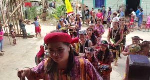 Dayak Bahau community